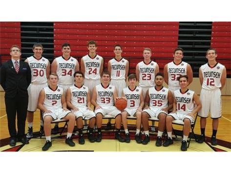 Varsity Basketball 2016