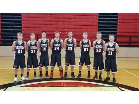 Freshmen Basketball 2016