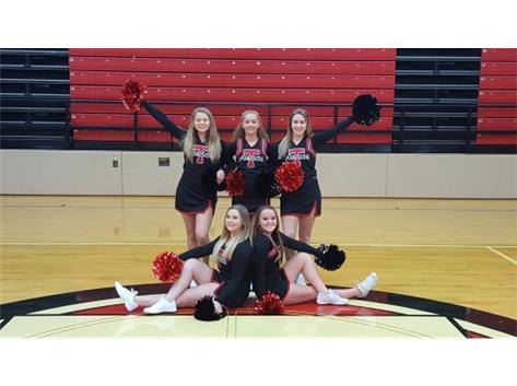 Freshmen Cheer 2016