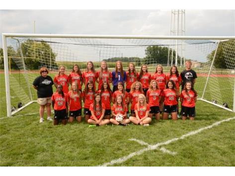 Varsity Soccer 2017