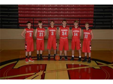 JV Basketball 2017