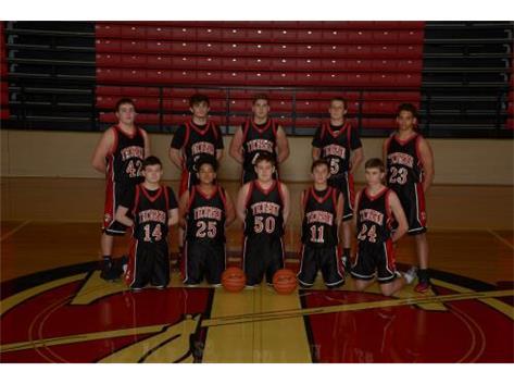 Freshmen Basketball 2017