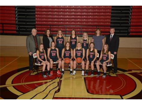 Varsity Basketball 2017