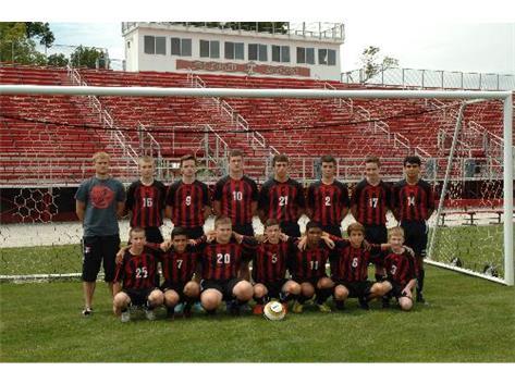 JV Soccer 2013