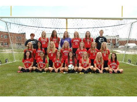 Varsity Soccer2013