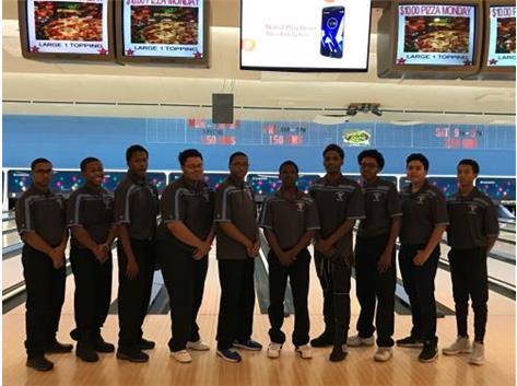 Thornridge High School Boys Bowling Activities
