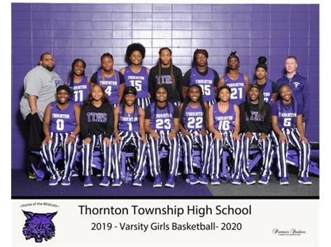 Thornton Hs Girls Basketball Activities