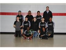Sophomore Boys' Tennis