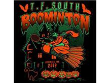 Annual BOOminton Tourney - Nov 2. 2019