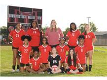 2021 Freshman Girls' Volleyball