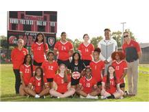 2021 Varsity Girls' Volleyball