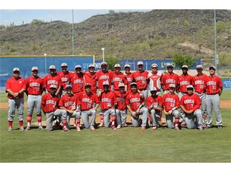 The Rebels traveled to Phoenix, Arizona over spring break in 2016 to compete in the Coach Bob Invitational Tournament.