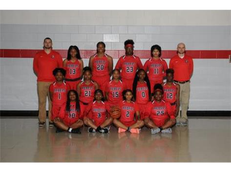 2018-2019 Varsity Girls' Basketball