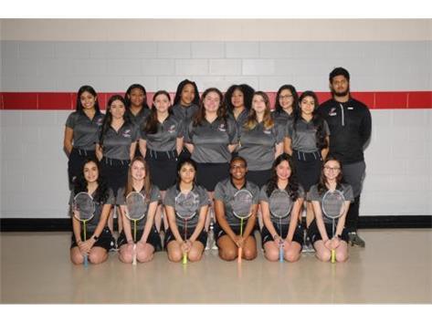 2018 - 2019 Varsity Badminton