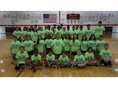 2019 TF South Badminton Summer Camp