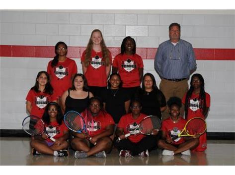 2019 Varsity Girls' Tennis
