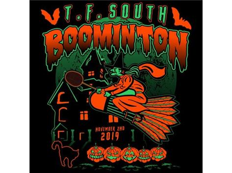 Annual BOOminton Tourney - Nov 2. 2019