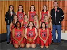 Timothy Christian JV Girls Basketball 2017-18