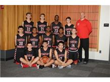 Timothy Christian Boys Soph Basketball 2017-18