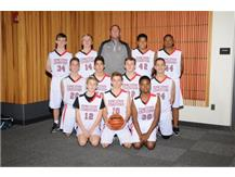 Timothy Christian Boys Freshman Basketball 2017-18