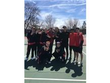 Tennis Champs April 13/2019