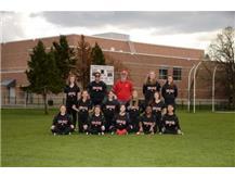 2021 JV Softball Team