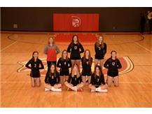 2020-21 Girls JV Volleyball Team