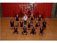 2020-21 Girls Freshman Volleyball Team