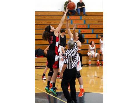 Kaitlyn Jump Ball