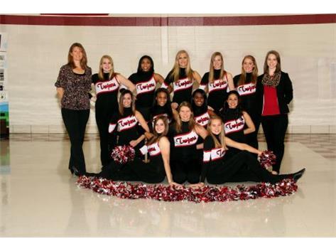 2014-15 Dance Team