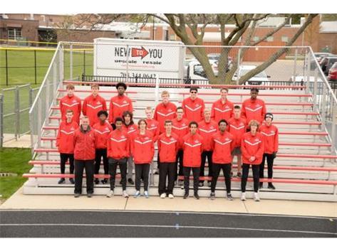 2021 Boys Track Team