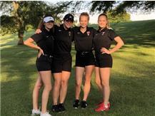 Triad Girl Senior Golfers...ready for the season!!