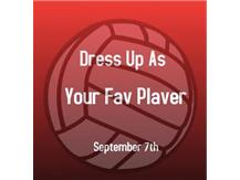 Dress Like Your Fav Volleyball Player!!
