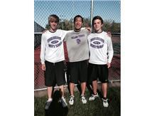 Good Luck at IHSA State - Tennis