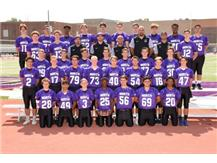 Sophomore Football 2017-18