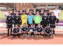 Varsity Soccer 2017-18
