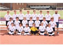 JV Soccer 2017-18