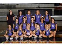 Sophomore Volleyball 2017-18