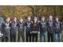 Boys Cross Country State Team