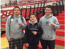 IHSA State Qualifiers - Nate Cumminngs, Jim Flavin, Ethan Smith
