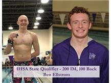 Ben Ellstrom - IHSA State Qualifier