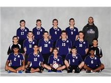 Freshman Volleyball 2017-18