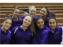 Varsity is ready to rock this meet!!