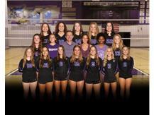 Girls Volleyball 21-22