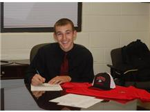 Anthony Ciango Signs with Northern Illinois University
