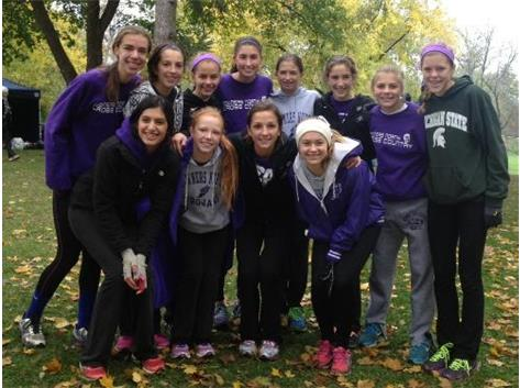 Congratulations Girls Cross Country Team - IHSA State Qualifiers