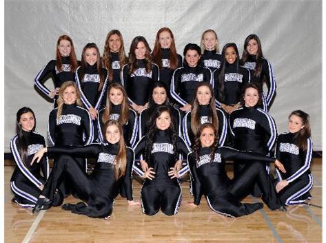 Winter Varsity Athenas 2013-14