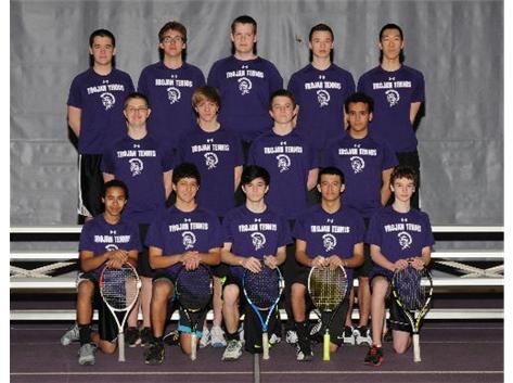 Varsity Tennis 2013 - 2014