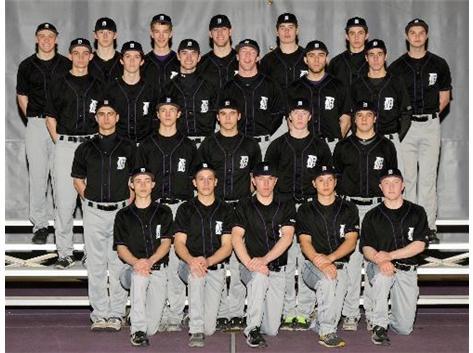 Varsity Baseball 2013-14