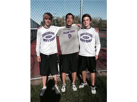 Good Luck at IHSA State - Tennis